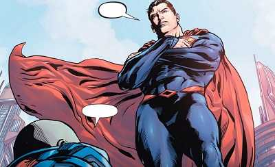 action comics #957 superman clark kent
