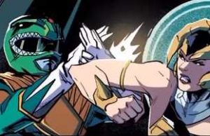 Mighty Morphin' Power Rangers #4 Recap/Review – Rage of the Dragonzord