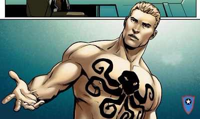 Captain America: Steve Rogers #3 Hydra Agent