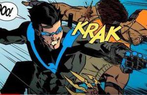 Nightwing #3 – The Labyrinthian Mansion!