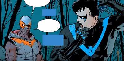 Nightwing #2 dc rebirth