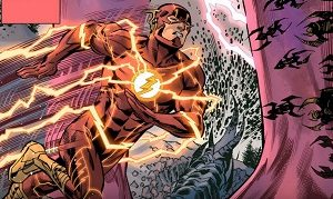 Justice League #4. Cyborg Reborn? The Flash