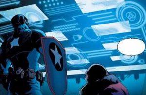 Captain America: Steve Rogers #4 – Civil War II Tie-In