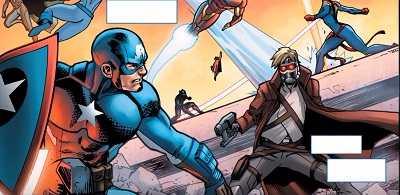 Captain America: Steve Rogers #5 – Secrets of Civil War II...