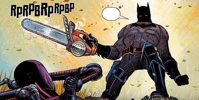 All-Star Batman #1: Batman and Two-Face do America