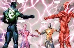 Justice League #3. The Awakening.