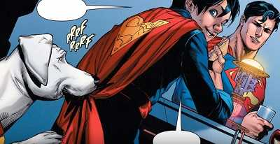 Superman #8 Recap/Review – Escape from Dinosaur Island, Part One