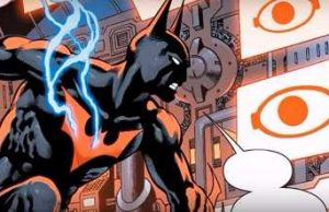 futures end batman beyond