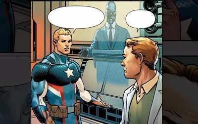 Captain America: Steve Rogers #7 – Red Skull Rising.