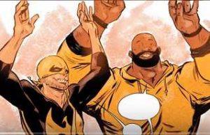 Power Man and Iron Fist #10 – Harlem Burns!
