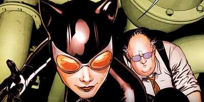 Batman #11 – The Belly of the Beast Catwoman