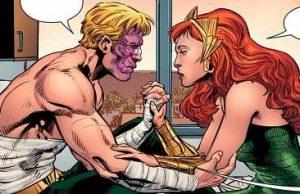 Aquaman #11 – The Deluge Prelude!