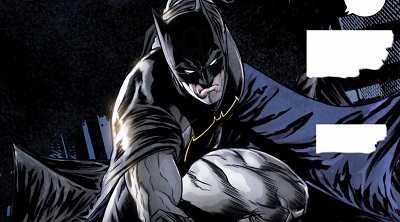 Batman #12 – Breaking Batman.