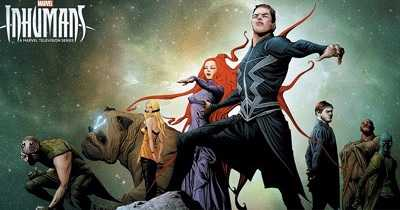 inhumans comic island