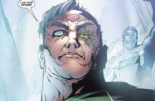 Superman's Mystery Man Mr. Oz Identity Revealed - DC Rebirth ...