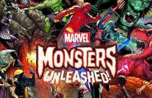 comic island monsters unleashed marvel